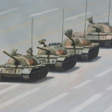 Tiananmen Square Paintings (20 years later)