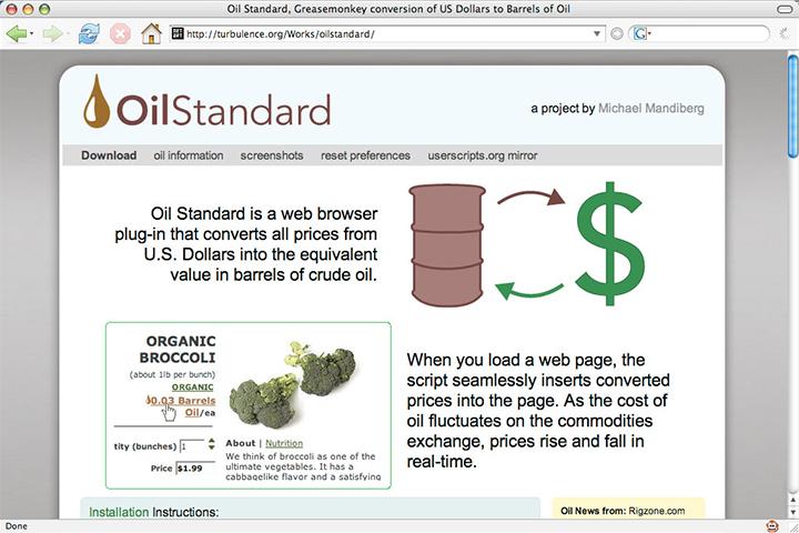 Oil Standard